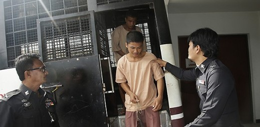 accused Burmese men